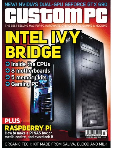 Custom PC, Issue 106