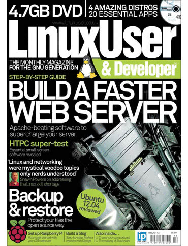 Linux User & Developer, Issue 113