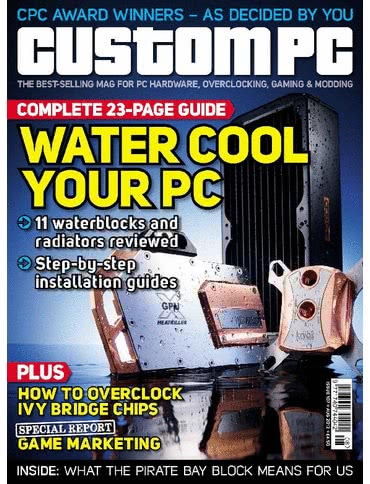 Custom PC Magazine, Issue 107