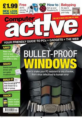 Computeractive, Issue 381