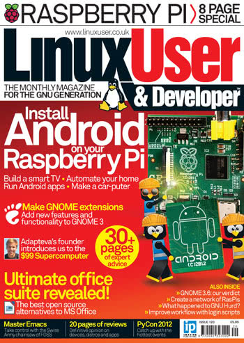 Linux User & Developer, Issue 120