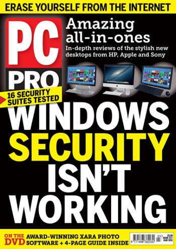 PC Pro Magazine, Issue 221