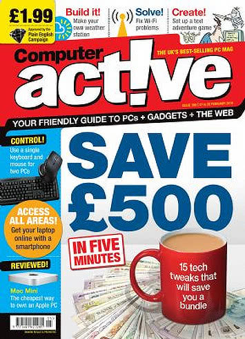Computeractive, Issue 390