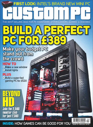 Custom PC Issue 115
