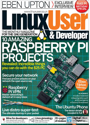 Linux User & Developer, Issue 123