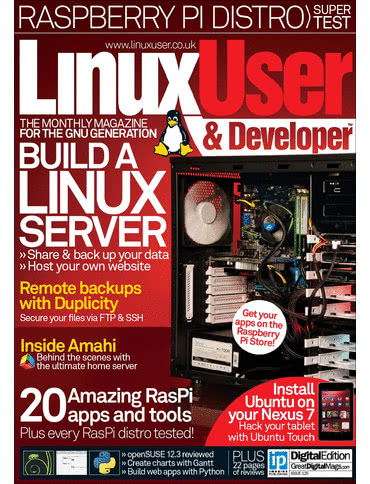 Linux User & Developer Issue 125