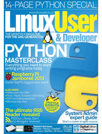 Linux User & Developer Issue 126