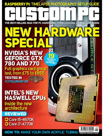 Custom PC, Issue 119