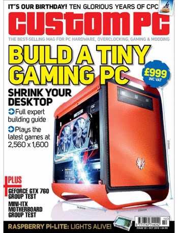 Custom PC Issue 121