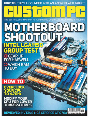 Custom PC Issue 120
