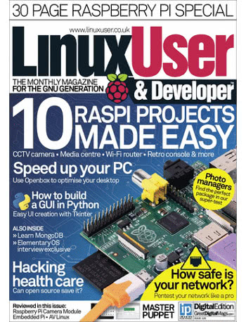 Linux User & Developer Issue 129