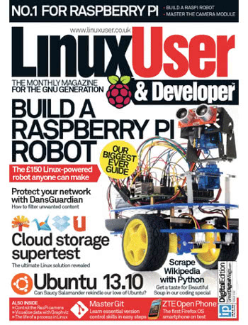 Linux User & Developer Issue 132