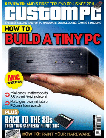 Custom PC Issue 124