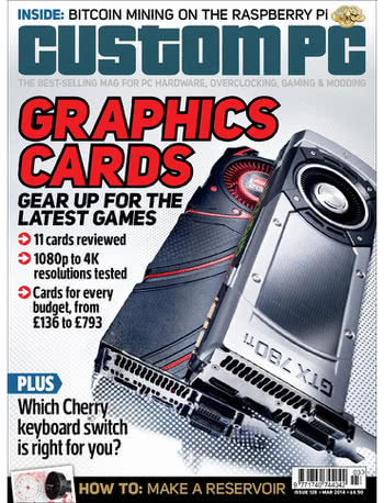 Custom PC Issue 126