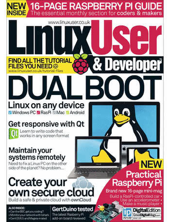 Linux User & Developer, Issue 135