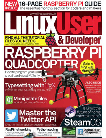 Linux User & Developer Issue 136