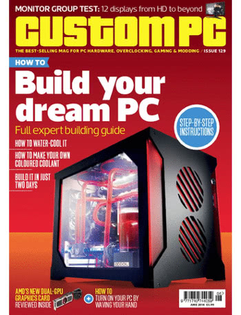 Custom PC Issue 129