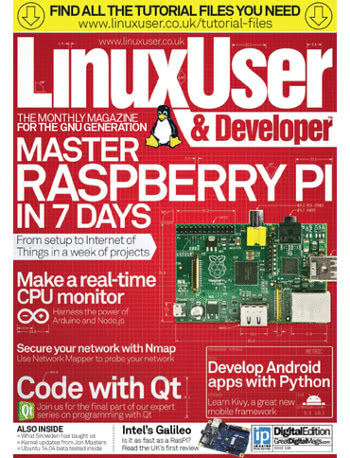 Linux User & Developer Issue 138