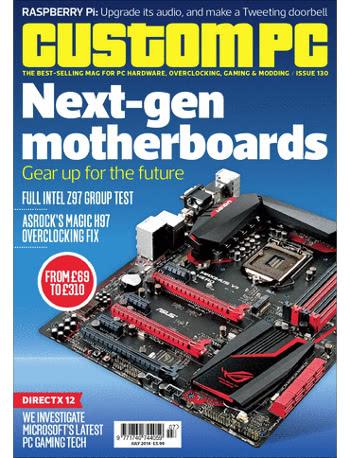 Custom PC Issue 130