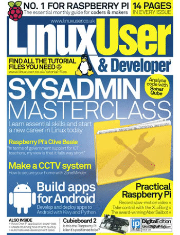 Linux User & Developer Issue 139