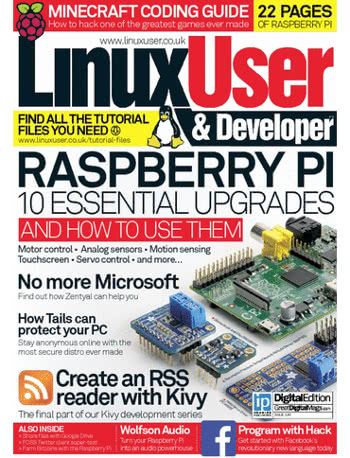 Linux User & Developer Issue 140