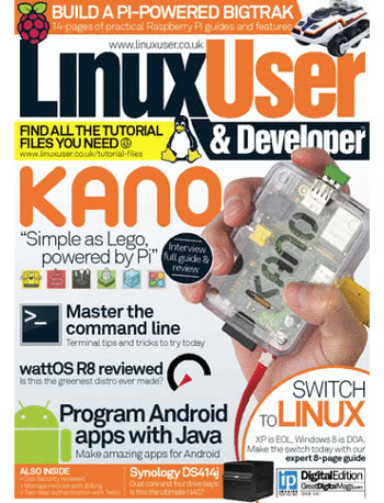 Linux User & Developer Issue 141