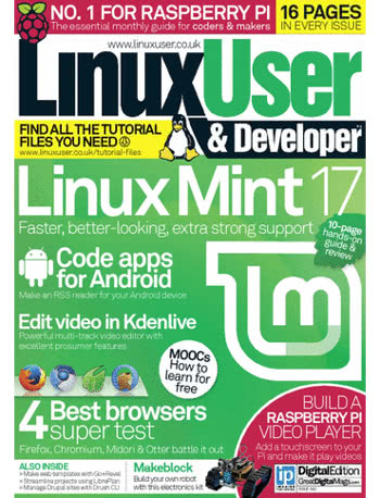 Linux User & Developer Issue 142