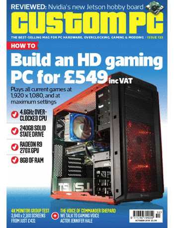 Custom PC Issue 133