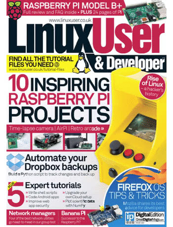 Linux User & Developer Issue 143