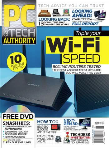 PC & Tech Authority Issue 201