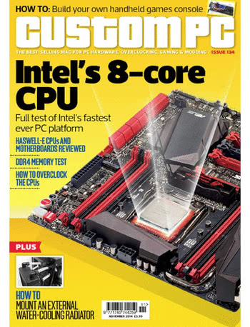 Custom PC Issue 134