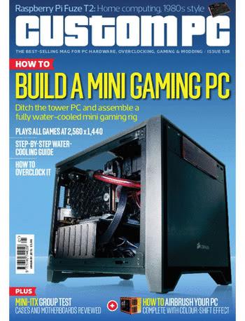 Custom PC Issue 136