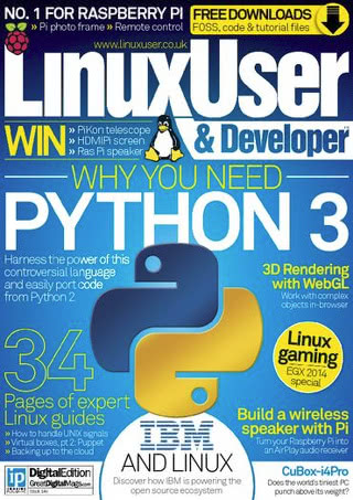 Linux User & Developer Issue 146
