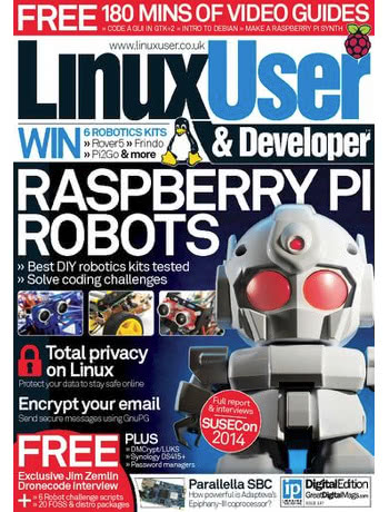 Linux User & Developer Issue 147