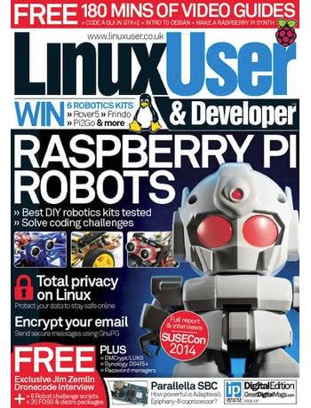 Linux User & Developer Issue 147