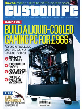 Custom PC Issue 138