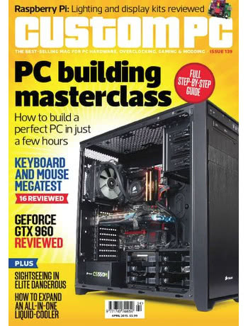 Custom PC Issue 139