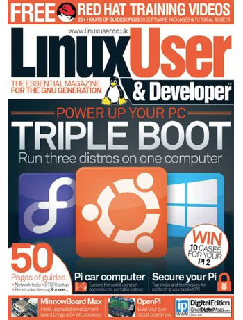Linux User & Developer, Issue 150