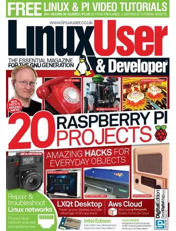 Linux User & Developer Issue 151
