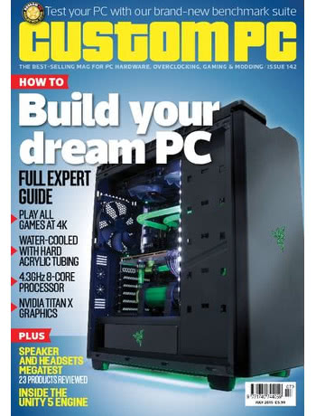 Custom PC Issue 142