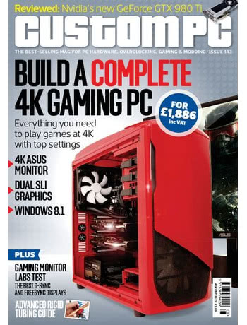 Custom PC Issue 143