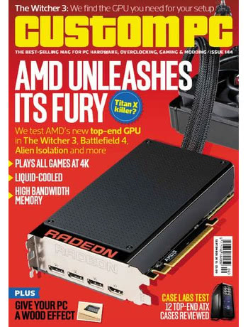 Custom PC Issue 144