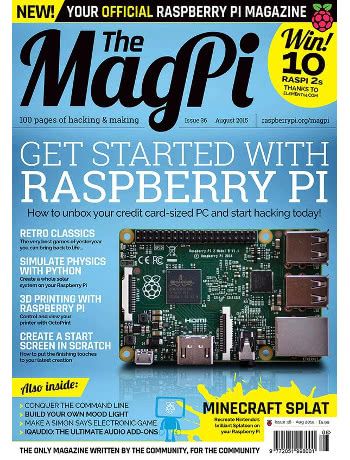 The MagPi Issue 36