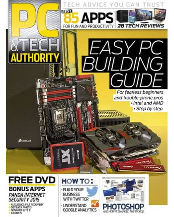 PC & Tech Authority, Issue 211