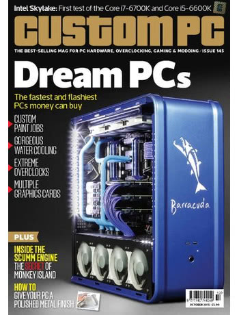 Custom PC Issue 145