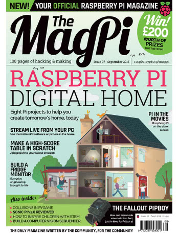 The MagPi Issue 37