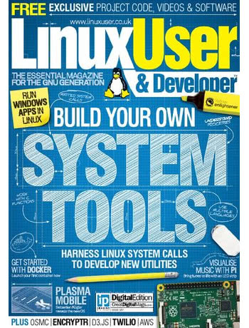 Linux User & Developer Issue 157