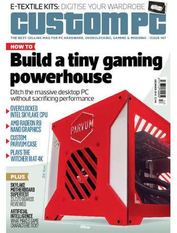 Custom PC Issue 147