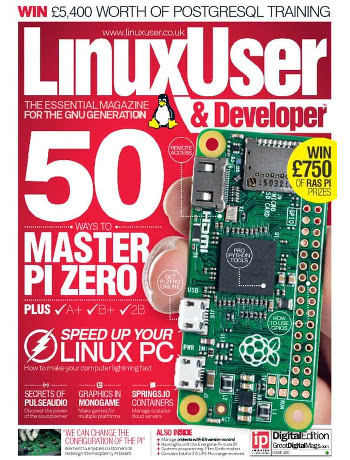 Linux User & Developer Issue 160