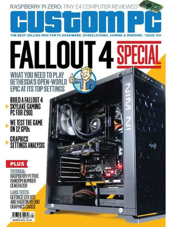 Custom PC Issue 150